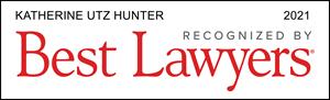 Katherine Utz Hunter Best Lawyer